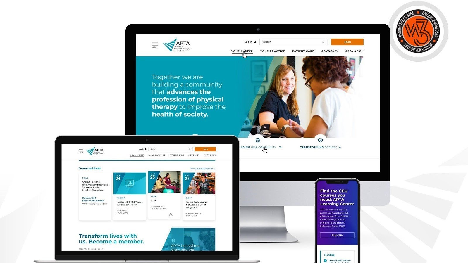 APTA websites