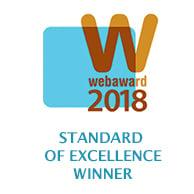 2018 Webaward Logo